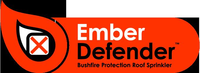 Ember Defender Bushfire Ember Sprinklers